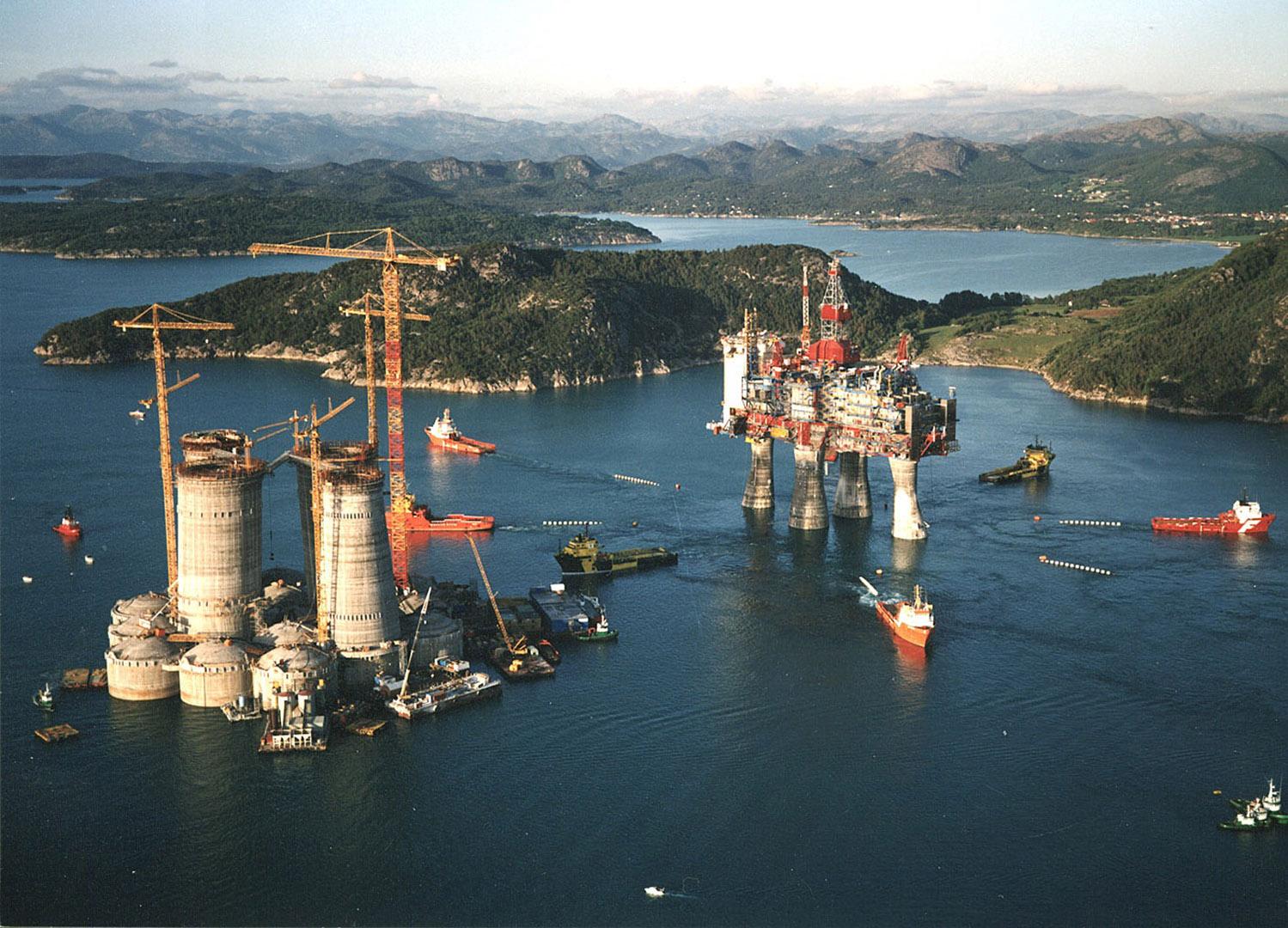 01_Sleipner oil platform