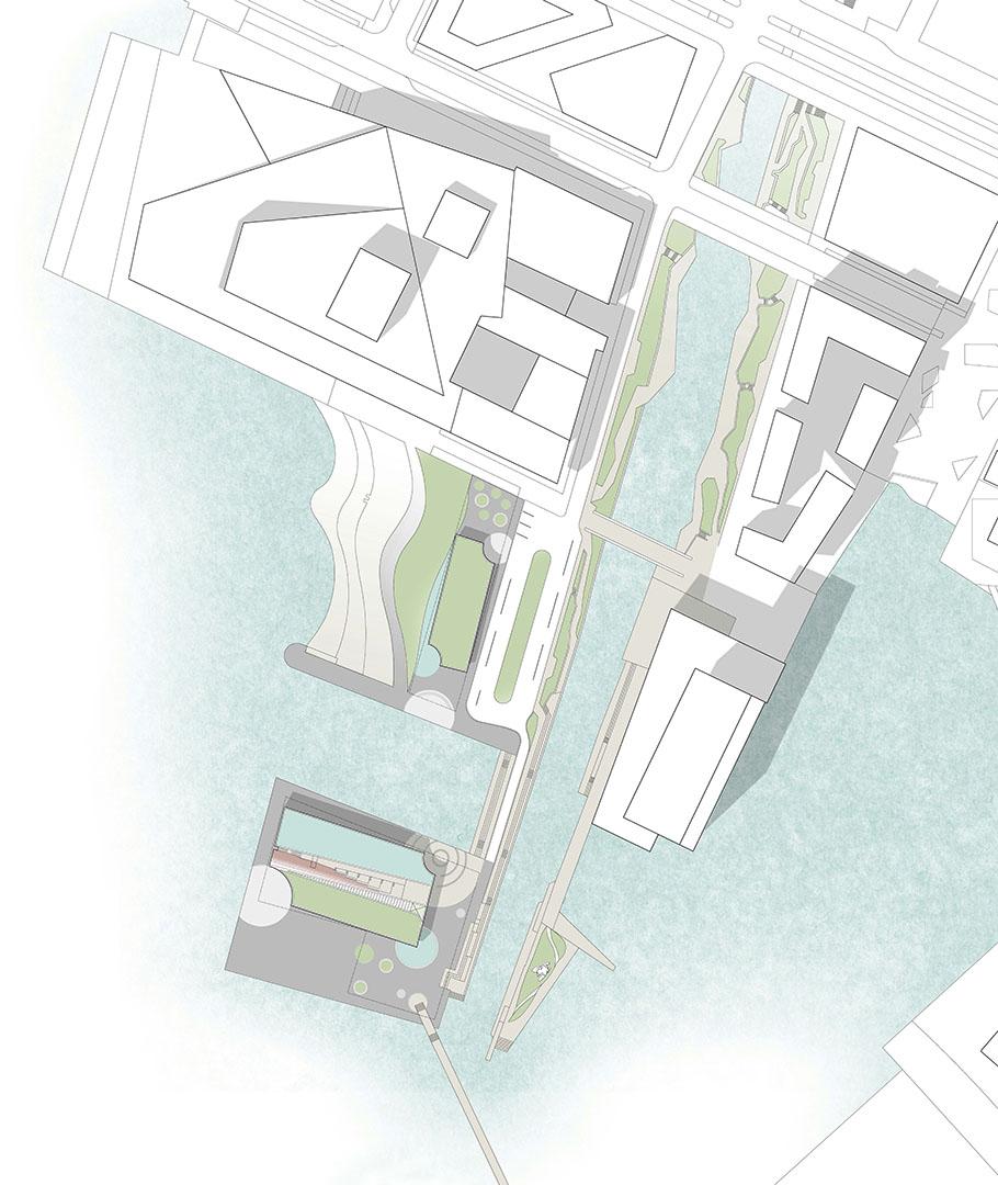02 PLAYstudio Fotografihuset Oslo Floor Situation Plan