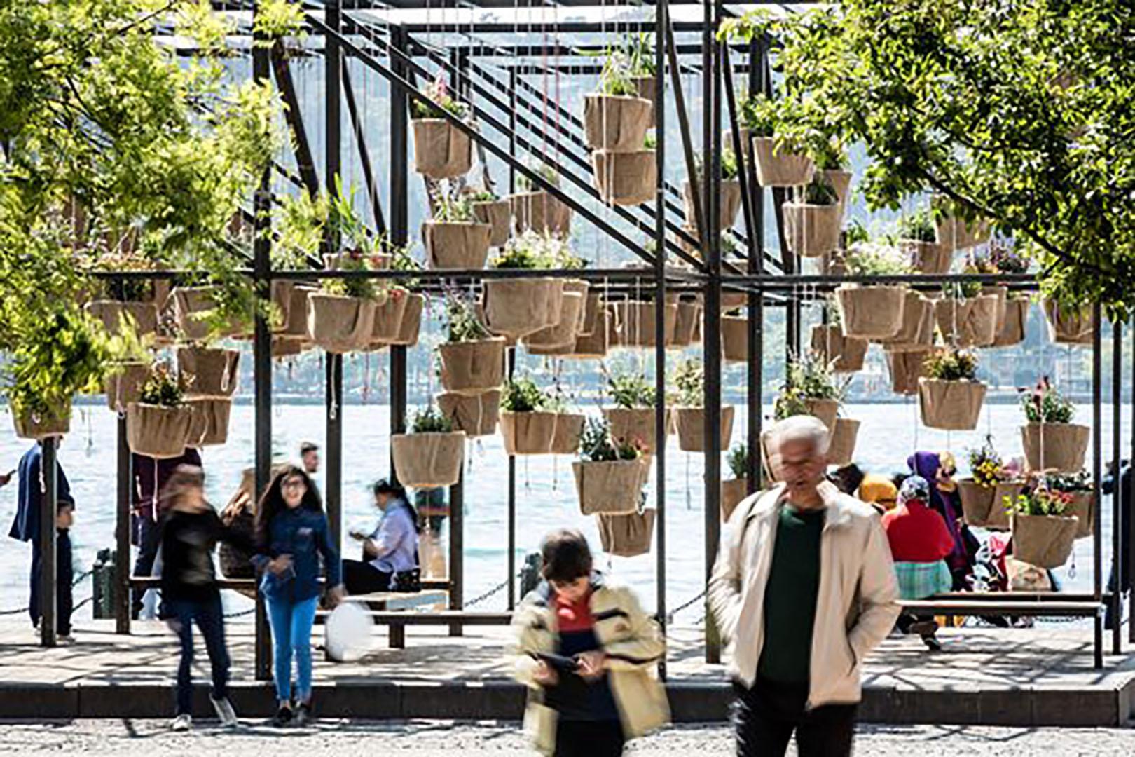 06 - Sky Garden en Estanbul, Turquía