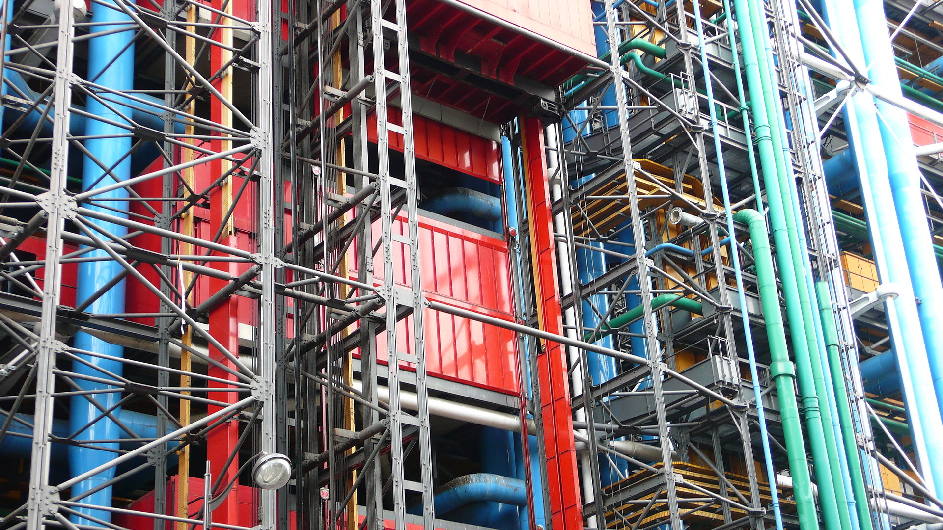 07_Centre Pompidou-Paris
