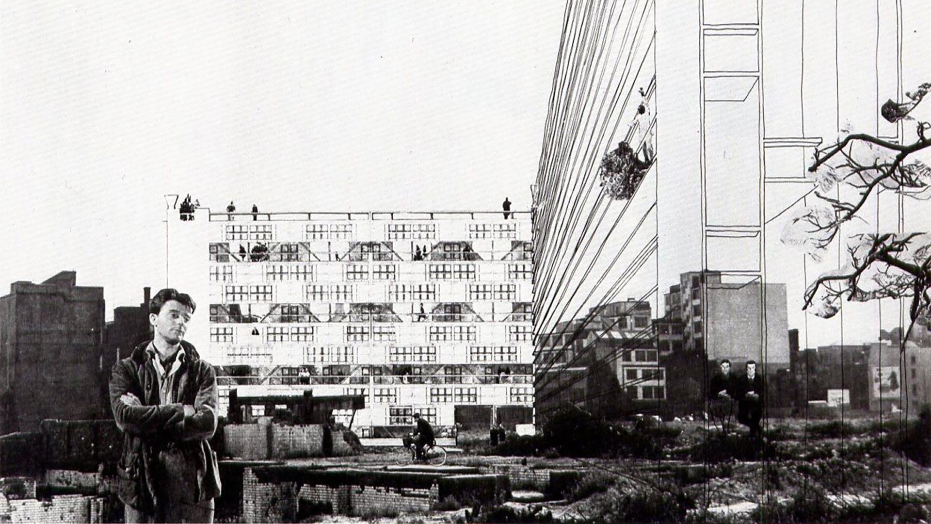 01 Golden Lane, Alison + PEter Smithson, 1952