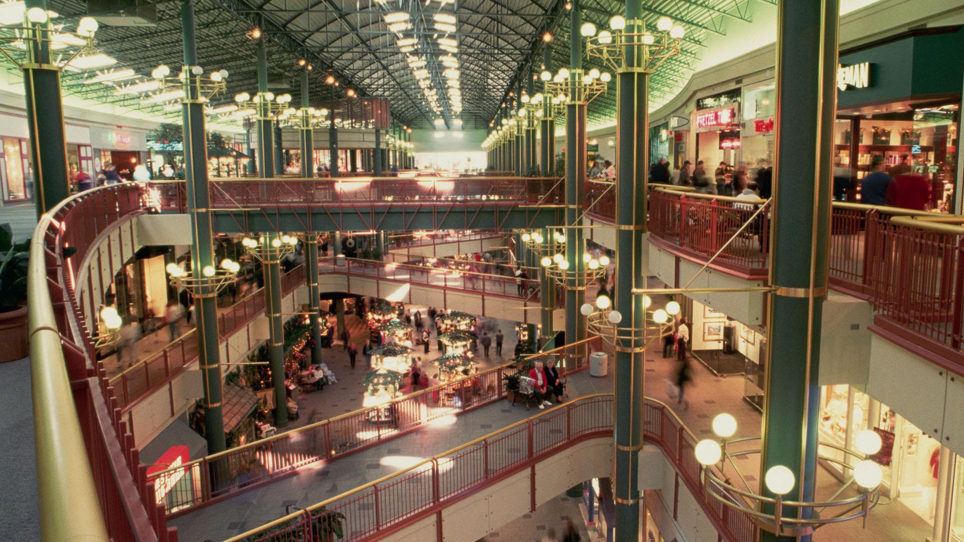 08 Southdale Mall, Victor Gruen, 1956